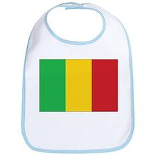 Mali Flag Bib