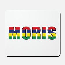 Mauritius (Creole) Mousepad
