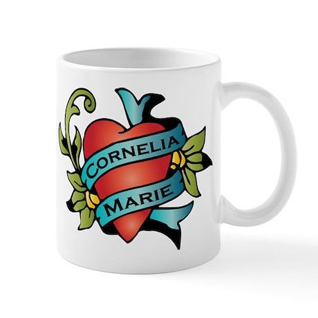Cornelia Marie Mug Mugs