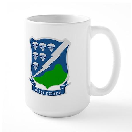 506th PIR Captain Large Mug