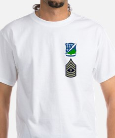 506th PIR First Sergeant Shirt