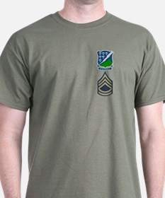 506th PIR Technical Sergeant T-Shirt