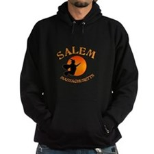 Salem Massachusetts Witch Hoodie