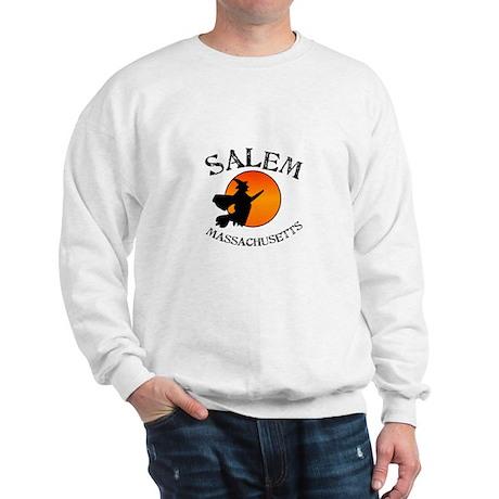 Salem Massachusetts Witch Sweatshirt