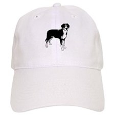 Greater Swiss Mountain Dog Baseball Cap