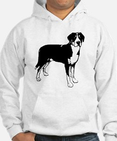 Greater Swiss Mountain Dog Hoodie