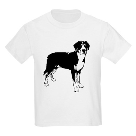 Greater Swiss Mountain Dog Kids T-Shirt