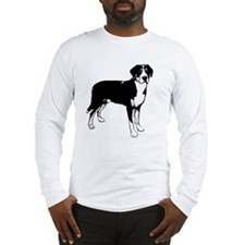 Greater Swiss Mountain Dog Long Sleeve T-Shirt
