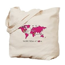 Miles of Love - Ethiopia Tote Bag