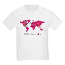 Miles of Love - China T-Shirt
