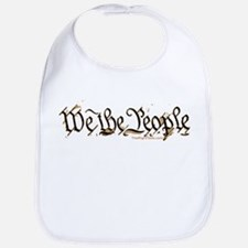 We The People Bib