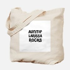 AUNTIE LARISSA ROCKS Tote Bag