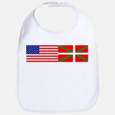 2 Flags Bib