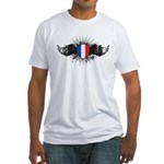 France Fitted T-Shirt