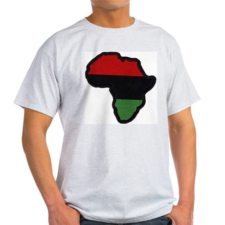 Afrika - White Light T-Shirt