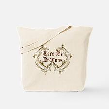 Unique Fangs Tote Bag