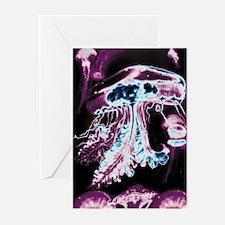 Jellyfish Greeting Cards (Pk of 10)