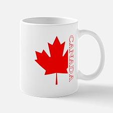 Candian Maple Leaf Small Mugs