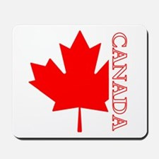 Candian Maple Leaf Mousepad