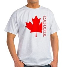 Candian Maple Leaf T-Shirt