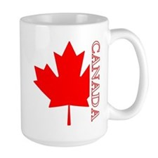 Candian Maple Leaf Mug