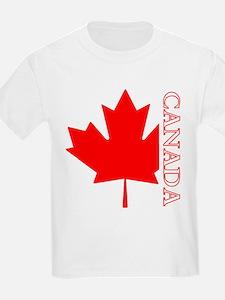 Candian Maple Leaf T-Shirt