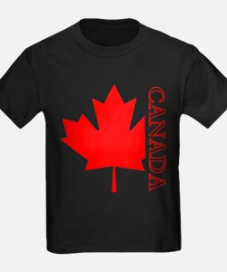 Candian Maple Leaf T