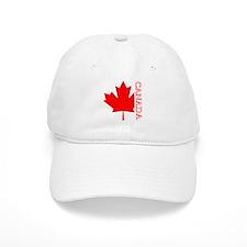 Candian Maple Leaf Baseball Cap
