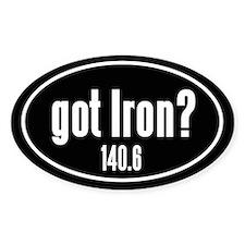 got Iron sticker