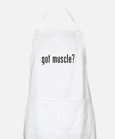 got muscle? BBQ Apron