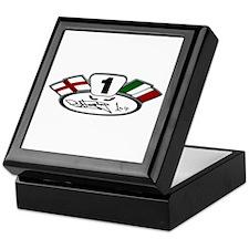 Cafe Ducati Keepsake Box