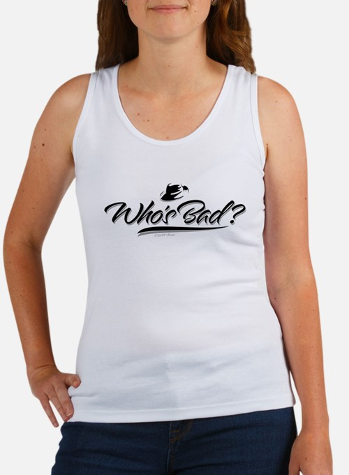 Who's Bad 2 Women's Tank Top