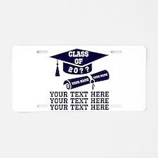 Class of 20?? Aluminum License Plate