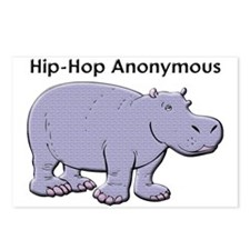 Hip Hop Anonymous Postcards (Package of 8)