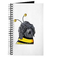Black Doodle Bee Journal