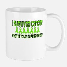 Lime Superpower Mug
