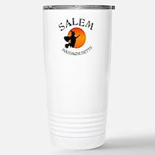 Salem Massachusetts Wit Travel Mug
