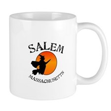 Salem Massachusetts Witch Mug