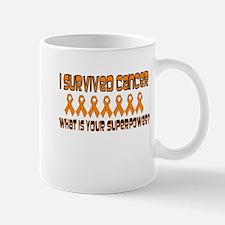 Orange Superpower Mug