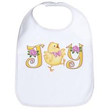 Joy: Chick Bib
