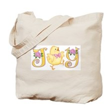 Joy: Chick Tote Bag