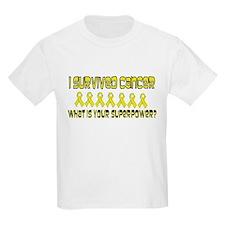 Yellow Superpower T-Shirt