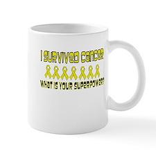 Yellow Superpower Mug