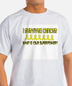 Yellow Superpower T-Shirt