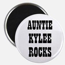 """AUNTIE KYLEE ROCKS 2.25"""" Magnet (10 pack)"""
