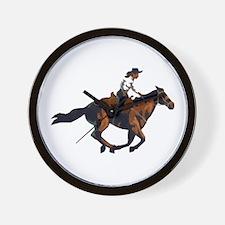 Gallop Girl Wall Clock