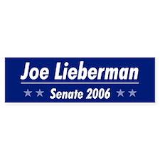 Lieberman 06 Bumper Bumper Sticker