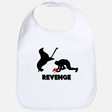 Revenge of the seals Bib