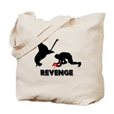 Revenge of the seals Tote Bag