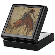 TGY Western Style ~ Keepsake Box